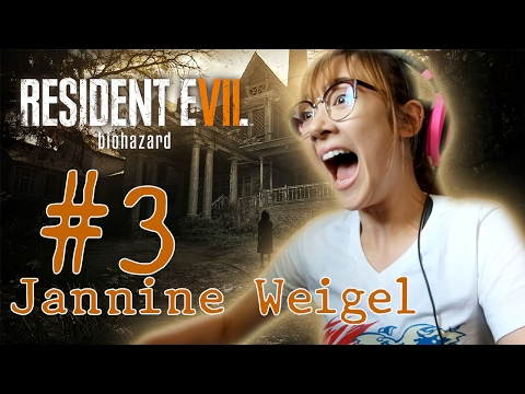 Resident Evil 7 - Jannine Weigel (พลอยชมพู) Part 3 [Speaking Thai]