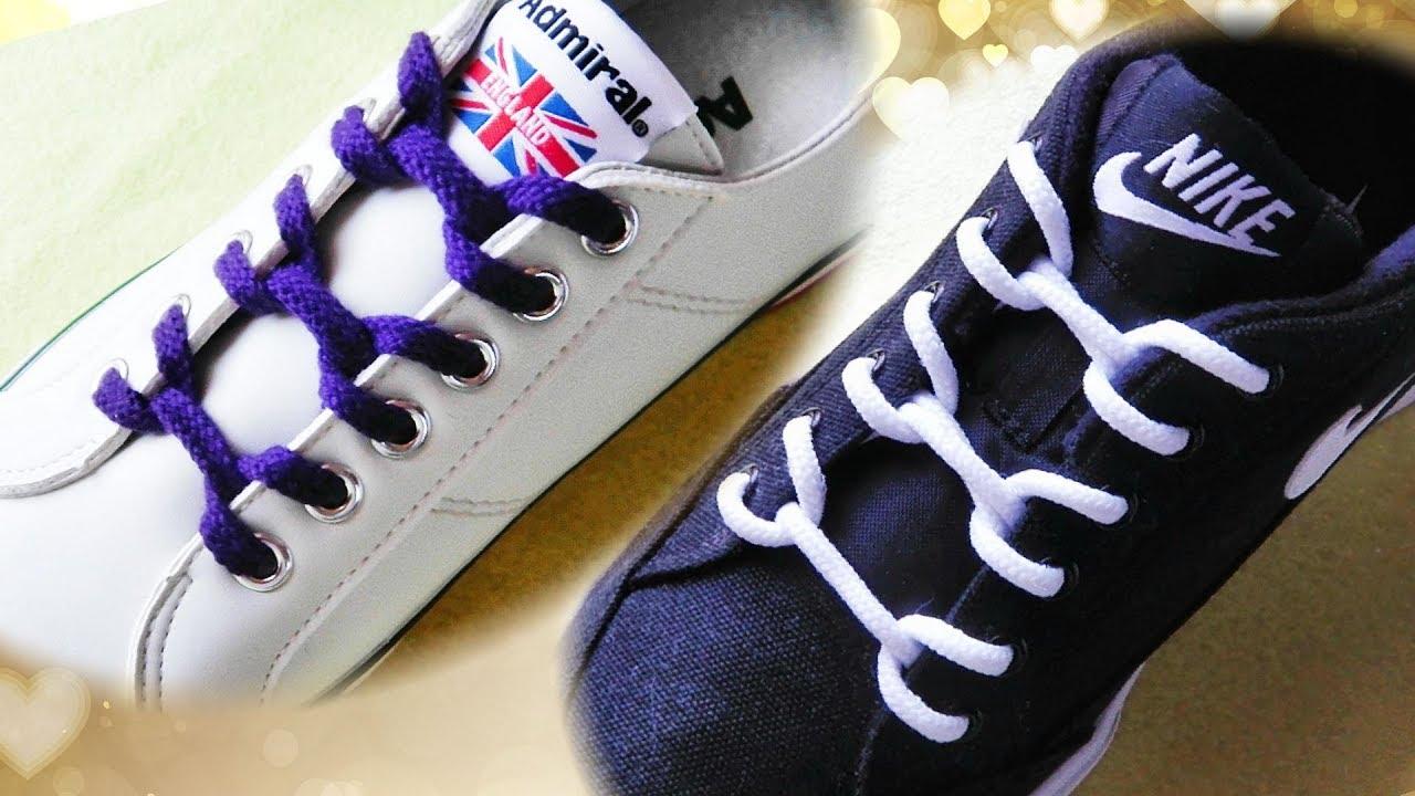 スニーカーの靴紐の結び方まとめ!スタイルに合わせたアレンジ10