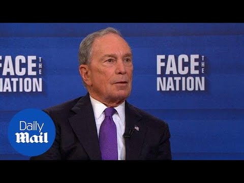 Bloomberg promises to pay US commitment to Paris Climate Agreement - Daily Mail