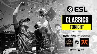 ESL Classics: ESL One Cologne 2014 Grand Final