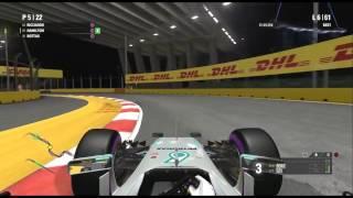F1 2013 Gameplay Footage