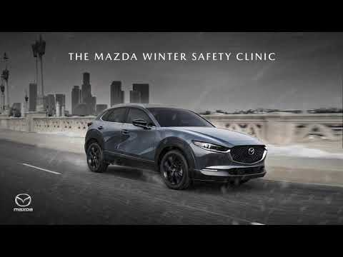 The Gyro Mazda Winter Safety Clinic