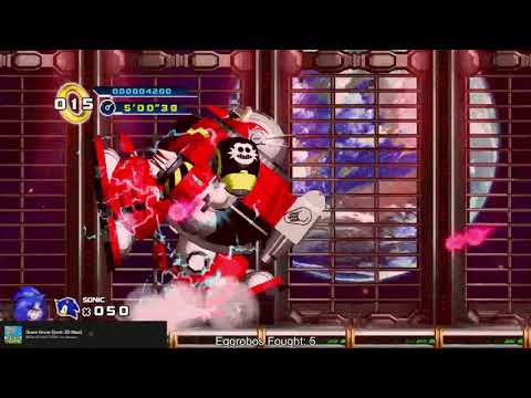 Sonic the Hedgehog 4: Episode I - Untouchable Achievement  