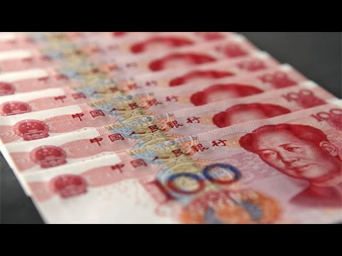Why China Let The Yuan Fall Further