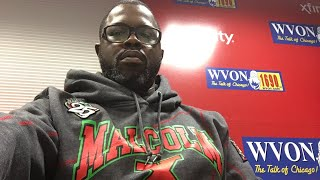 Watch The WVON Morning Show....Election Updates!
