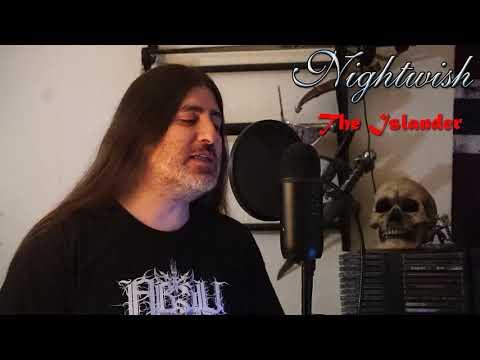 "Nightwish "" The Islander "" ( vocal cover )"
