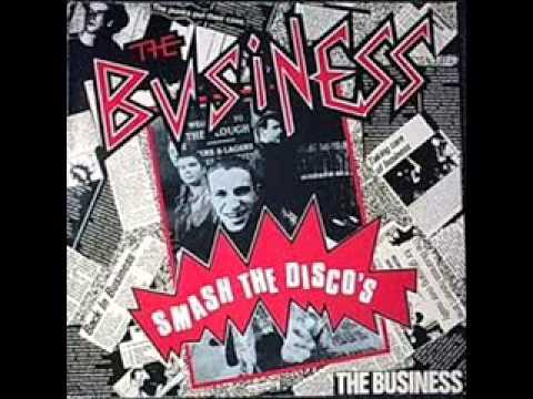 The Business - Smash The Disco´s (Full Album)