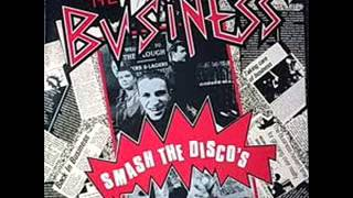 The Business - Smash The Disco´s (Full Album)