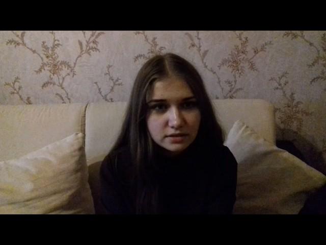 Изображение предпросмотра прочтения – МаринаИванова читает произведение «Явстретил вас— ивсе былое…» Ф.И.Тютчева