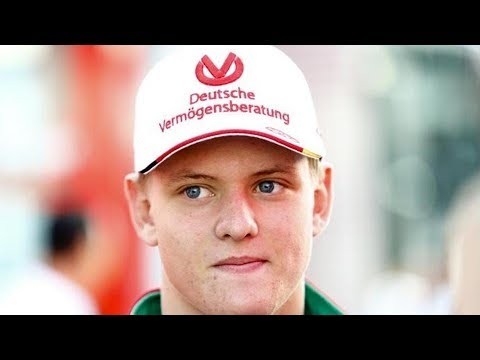 Michael Schumacher's son to drive lap of honour at Spa