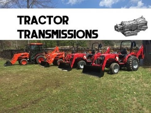 Difference between HST (Hydrostatic) & Manual/Shuttle? - Compact Tractor  Transmissions