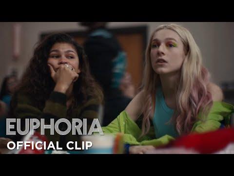 Euphoria | The Pep Rally (season 1 Episode 2 Clip) | HBO