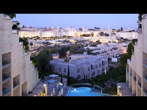 Top10 Recommended Hotels in Jerusalem, Israel
