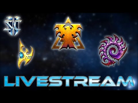 New Balance Update! (For Cat and Mouse) - Starcraft 2 - Livestream