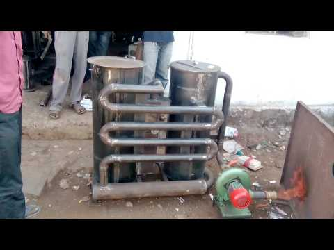Indian Wood Gasifier