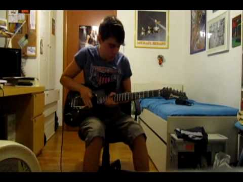 Bullet For My Valentine Guitar Solos Medley Andrea Casciano