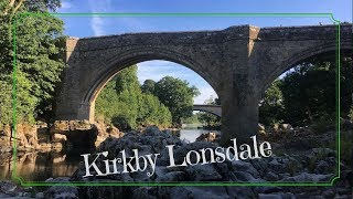 First summer trip to Kirkby Lonsdale