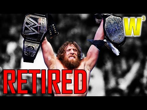 Daniel Bryan Retires | Wrestling With Wregret