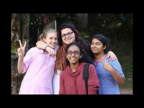 OFFICIAL VIDEO Heaven on Earth - International Sahaja Public School   Rajalaxmi Watkinson