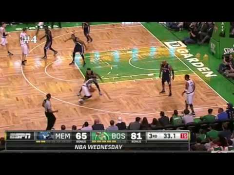 Isaiah Thomas: Shoulder Hesitation Move