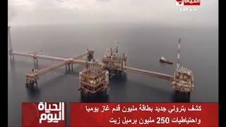 بالفيديو..  تفاصيل الكشف البترولي الجديد بخليج السويس
