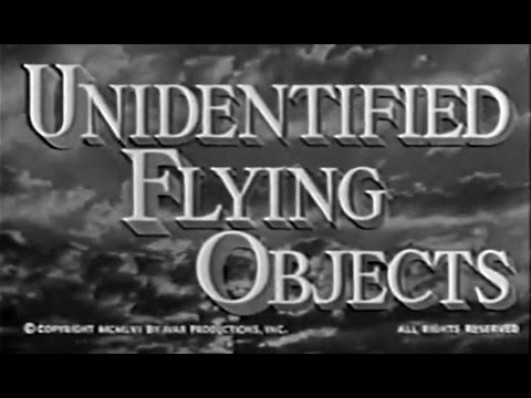 Unidentified Flying Objects: The True Story of Flying Saucers (1956)