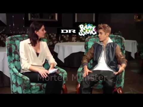 Justin Bieber - Interview (DANSK PARODI)