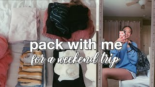 pack with me! | Nicole Laeno