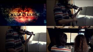 THE MUSKETEERS OPENING THEME | PIANO+VIOLIN