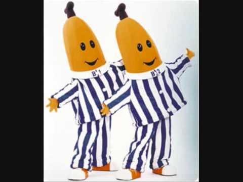 Bananas In Pajamas Theme