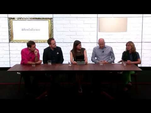 Advice To Aspiring Designers - Heal's G+ On Air Panel Discussion