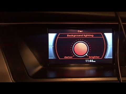 2 Cool Audi Hidden Features On B8.5 Models (like A4 & A5 Etc)