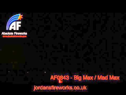 Big Max and Mad Max by Absolute Fireworks