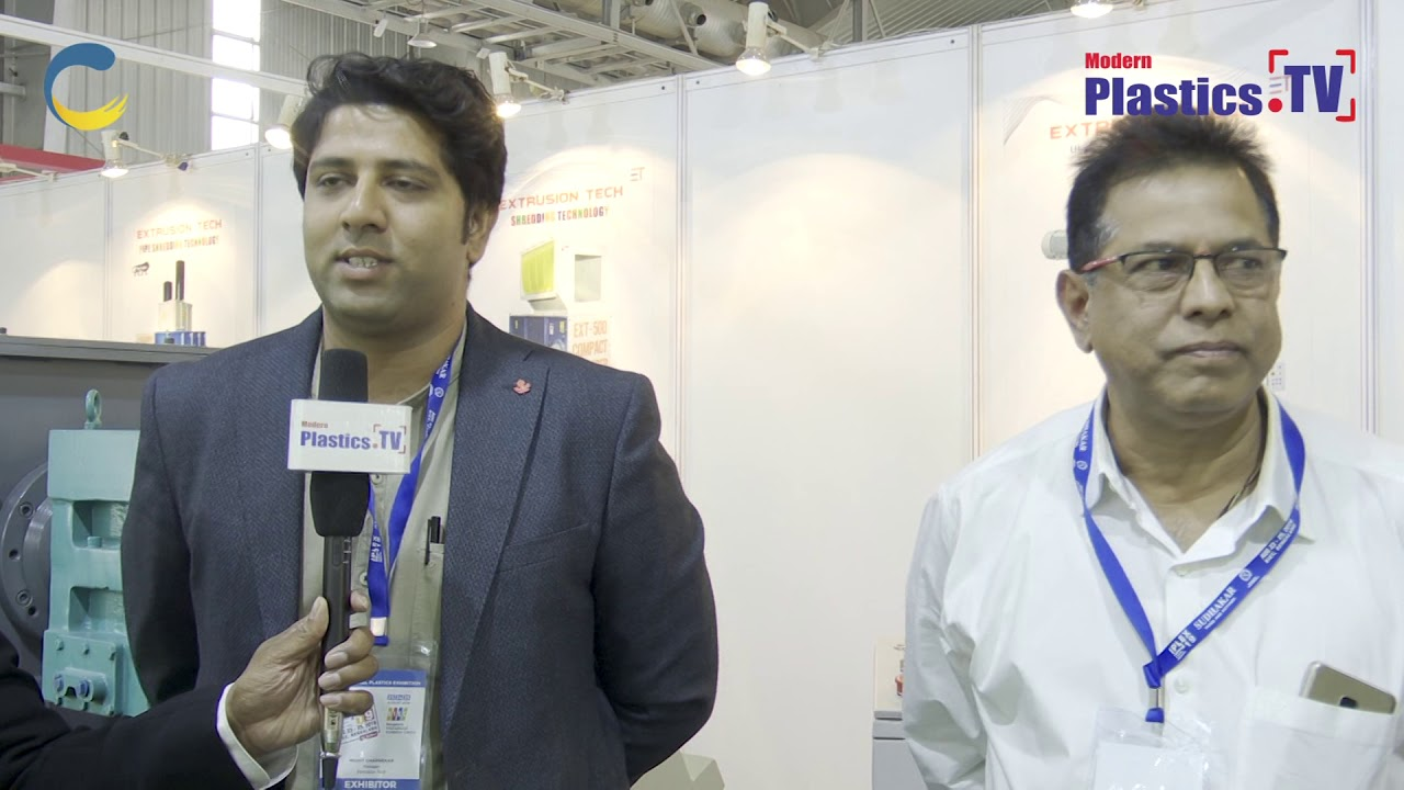 An Exclusive Interview with Mr.  Mohit.R.Chapekar ,Extrusion Tech Shredding Technology.