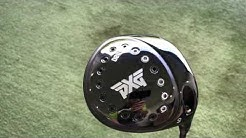 PXG 0811 Driver Review With Launch Monitor Data
