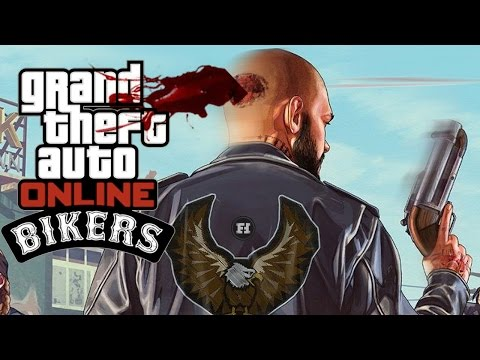 SONS OF ANARCHY - GTA 5 Gameplay