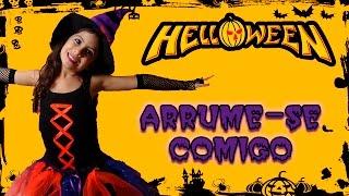 ARRUME-SE COMIGO - HALLOWEEN
