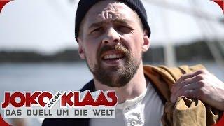 Klaas in Kroatien | Joko gegen Klaas - Das Duell um die Welt | 31.10. um 20:15 Uhr auf ProSieben