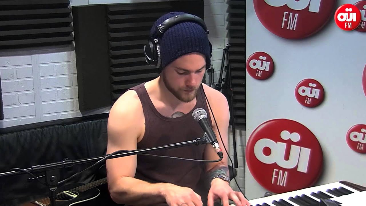 Asgeir - Nirvana Cover - Session Acoustique OÜI FM