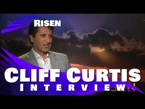 Risen: Cliff Curtis Interview