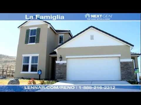 The La Famiglia A Next Gen Home Within A Home Model By