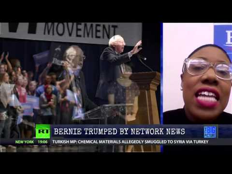How & Why Bernie Is Being Snubbed By the Corporate Media
