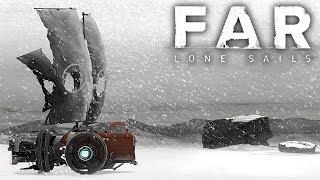 ШИНОМОНТАЖКА ► FAR: Lone Sails #3