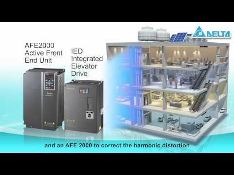 DELTA Building Automation Solution (Industrial Automation)
