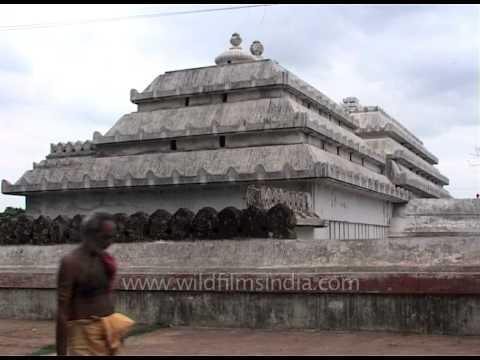 Kedareswar Temple in Bhubaneshwar, Orissa