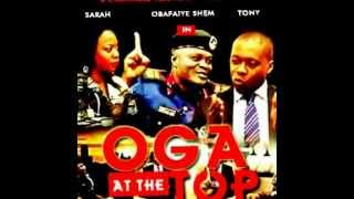 "YEYE DE SMELL"" MY OGA AT THE TOP"