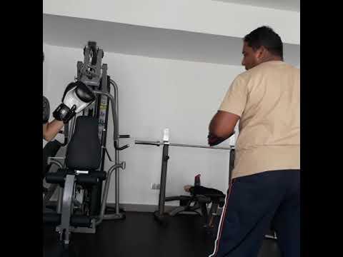Kungfu jeddah training home gym hamza youtube