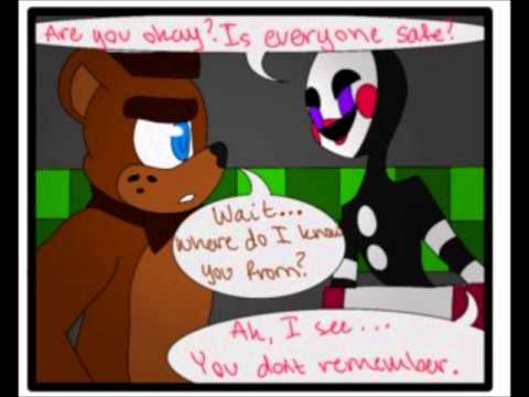 Out with the old fnaf comic dub part 5 youtube