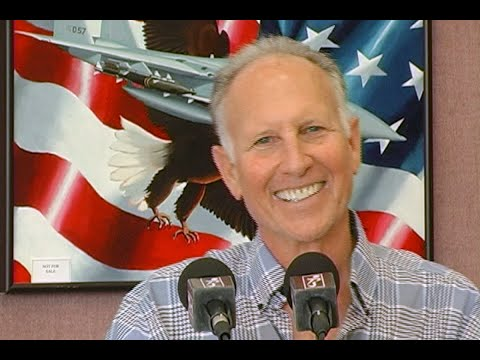 SR-71 Pilot Maury Rosenberg
