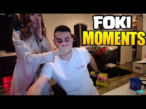Fed And Poki - Foki Moments (Pokimane,Fedmyster)